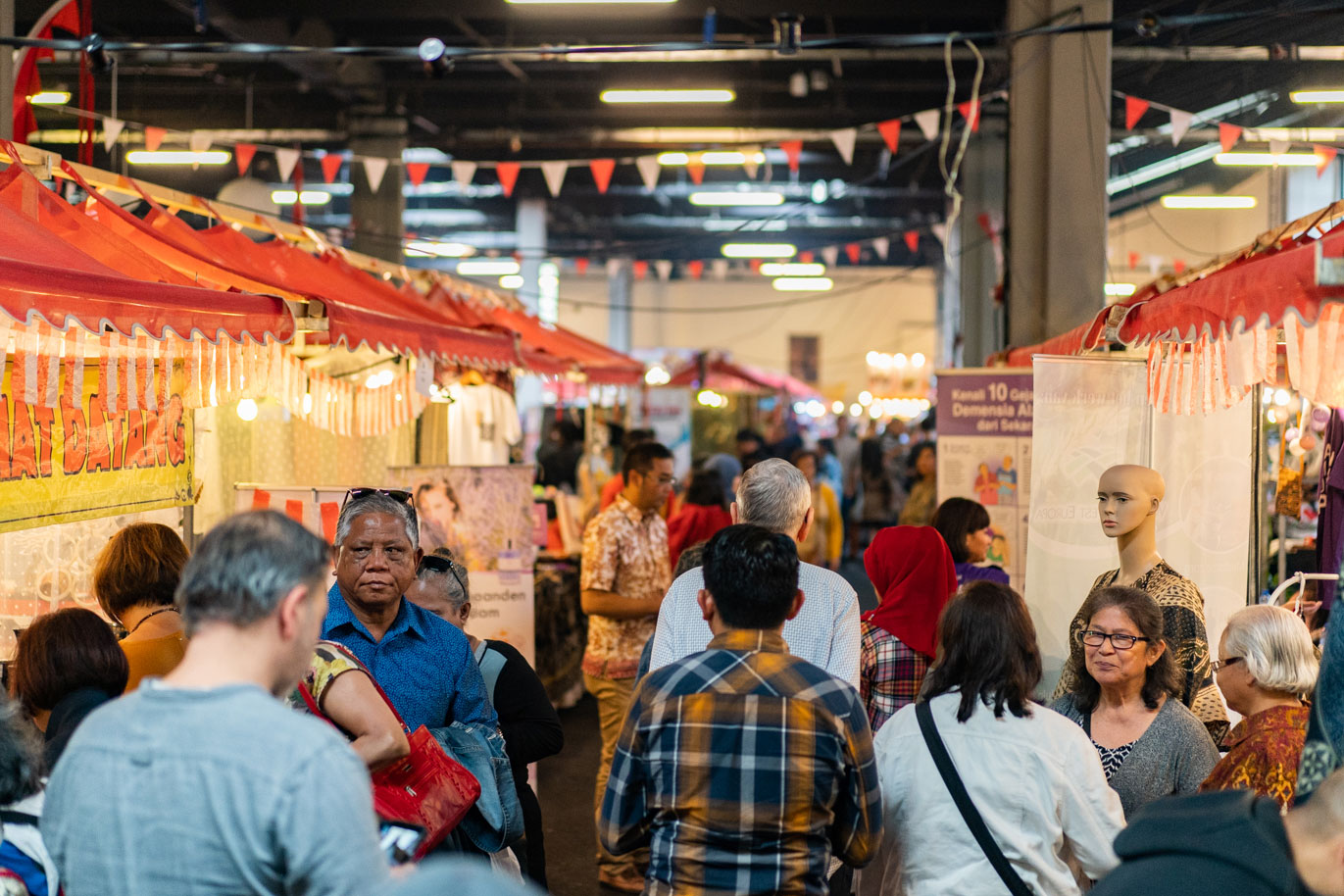 Pasar Indonesia Raya (Pandora)