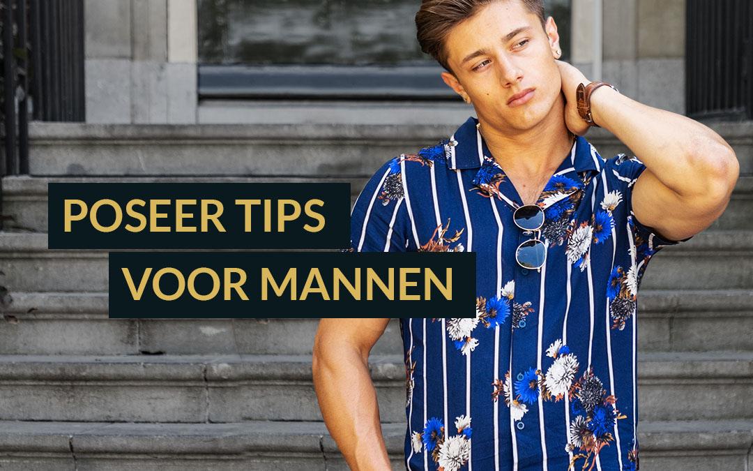Poseer tips voor mannen
